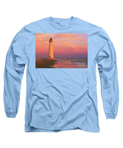 Cape Saint George Lighthouse - Fs000117 Long Sleeve T-Shirt