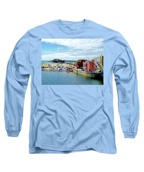 Capitola Begonia Festival Weekend Long Sleeve T-Shirt
