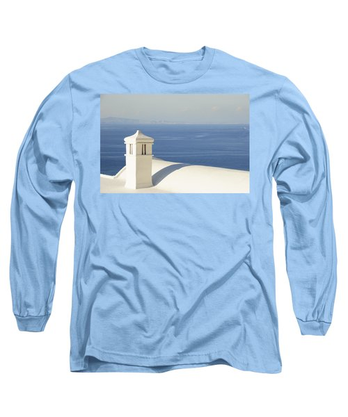 Long Sleeve T-Shirt featuring the photograph Capri by Silvia Bruno