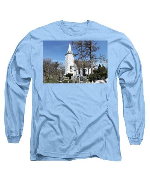Caroline Church Of Brookhaven  Long Sleeve T-Shirt