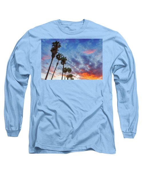 Casitas Palms Long Sleeve T-Shirt