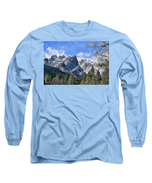 Castle Crags Long Sleeve T-Shirt