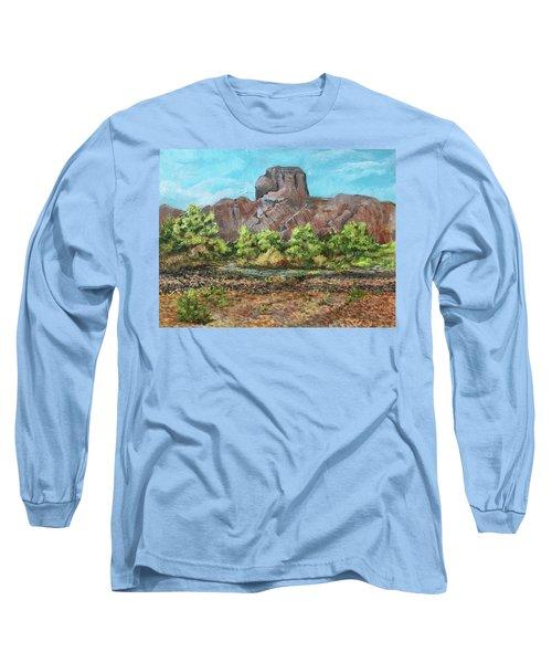 Castle Dome Flash Flood Long Sleeve T-Shirt
