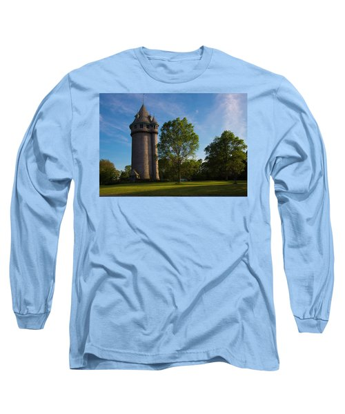 Castle Turret On The Green Long Sleeve T-Shirt