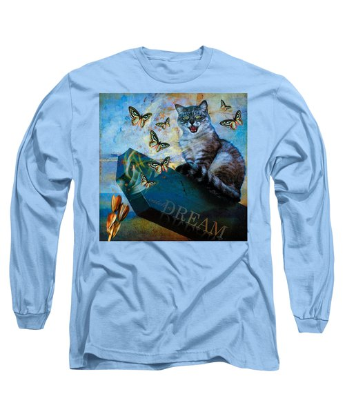 Catch A Dream Long Sleeve T-Shirt