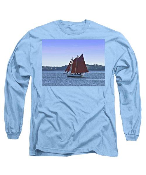 Catch The Breeze Long Sleeve T-Shirt