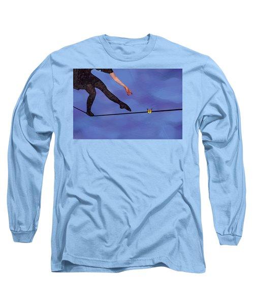 Catching Butterflies Long Sleeve T-Shirt