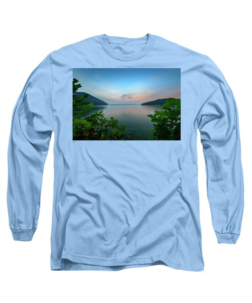 Cave Run Morning Long Sleeve T-Shirt