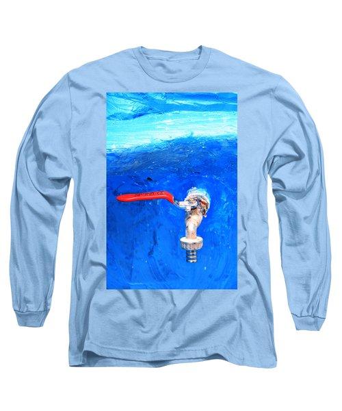 ccs Long Sleeve T-Shirt by Jez C Self