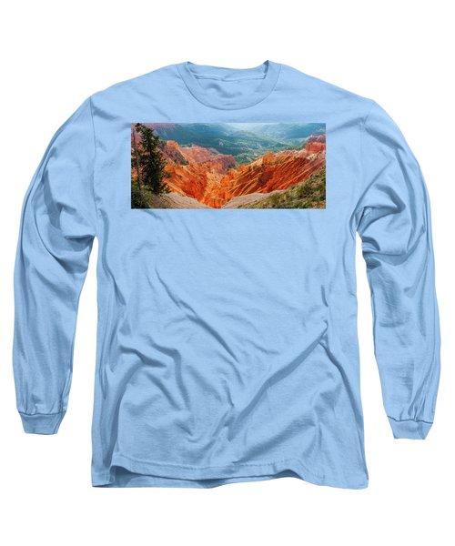 Cedar Breaks Amphitheater Long Sleeve T-Shirt
