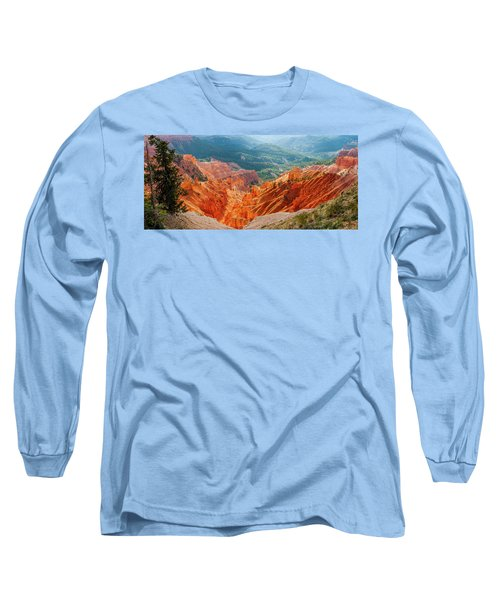 Cedar Breaks Amphitheater Long Sleeve T-Shirt
