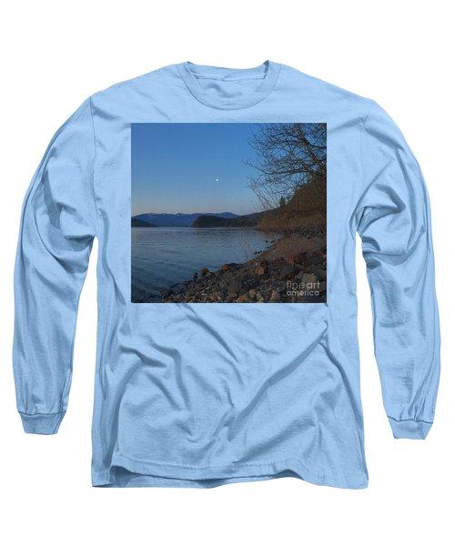 Celista Sunrise 3 Long Sleeve T-Shirt by Victor K