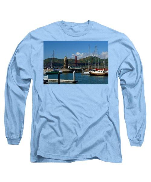Center Piece Long Sleeve T-Shirt