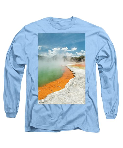 Champagne Pool Long Sleeve T-Shirt