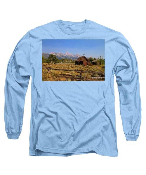 Chapel Of The Transfiguration Long Sleeve T-Shirt