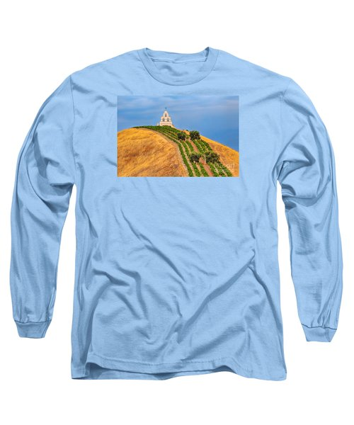 Chapel On The Hill Long Sleeve T-Shirt