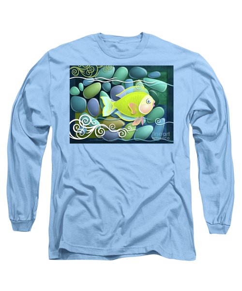Chartreuse Long Sleeve T-Shirt