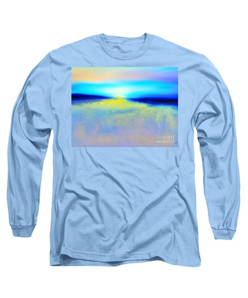 Chasing The Sun  Long Sleeve T-Shirt