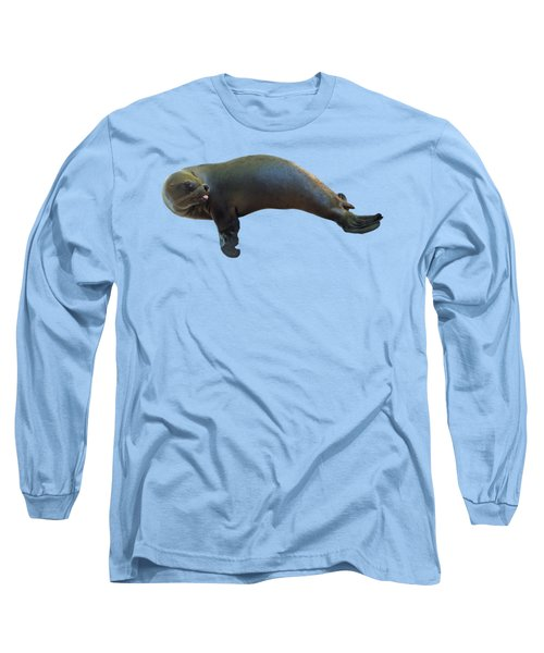 Cheeky Seal Long Sleeve T-Shirt