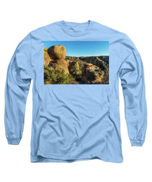 Cheers For Chiricahua Long Sleeve T-Shirt