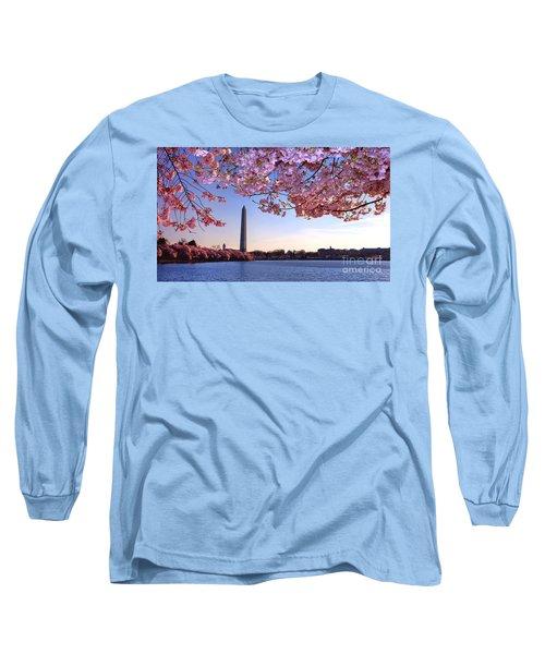 Cheery Cherry Dc Long Sleeve T-Shirt