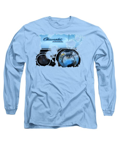 Chevrolet Camaro Long Sleeve T-Shirt