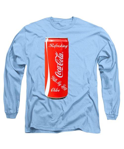 Chloe Long Sleeve T-Shirt by EricaMaxine Price
