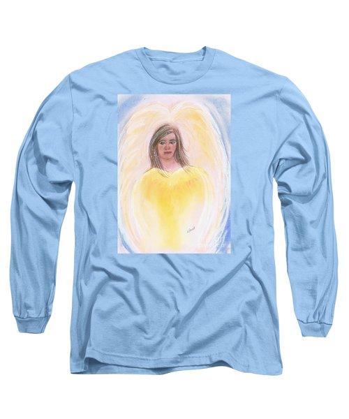 Christmas Angel Long Sleeve T-Shirt