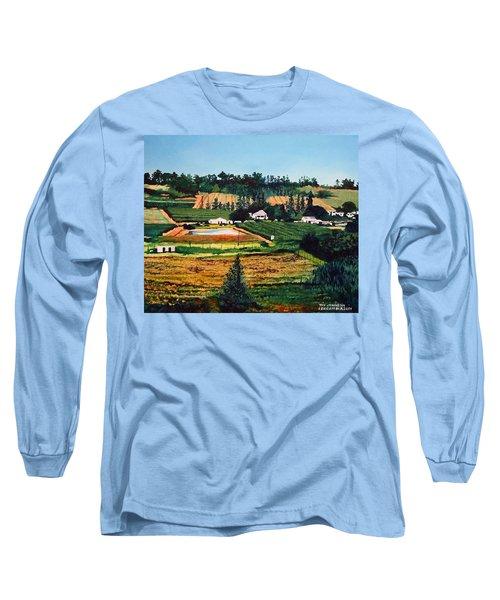 Chubby's Farm Long Sleeve T-Shirt