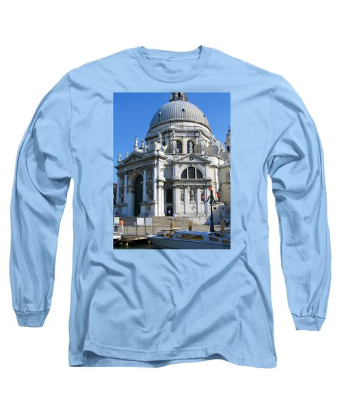 Church In Venice Long Sleeve T-Shirt