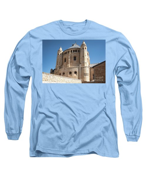 Long Sleeve T-Shirt featuring the photograph Church Of The Dormition by Mae Wertz