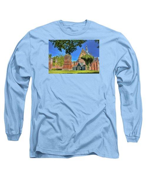 Churchyard Long Sleeve T-Shirt by Nadia Sanowar