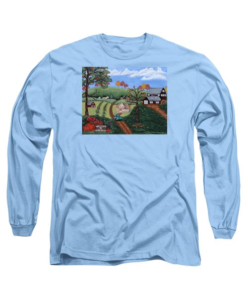 Cider Valley Long Sleeve T-Shirt