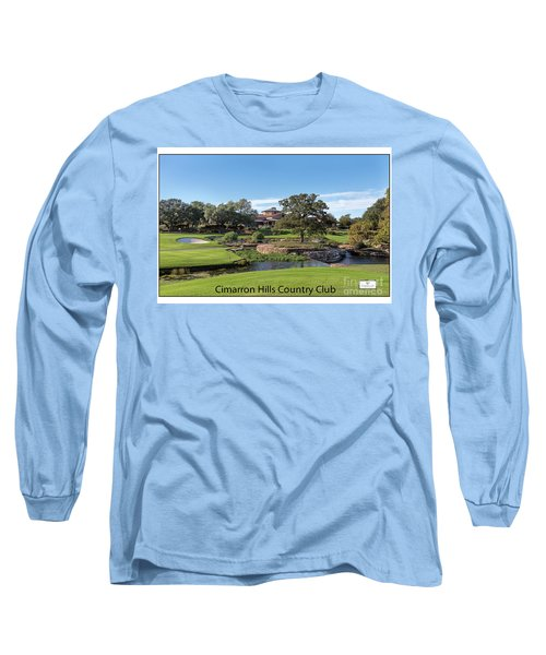 Cimarron Hills Long Sleeve T-Shirt