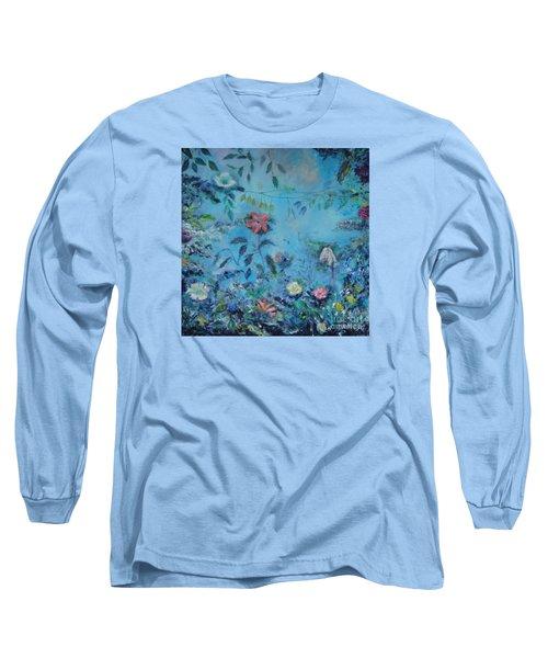 Cinderellas Garden Long Sleeve T-Shirt