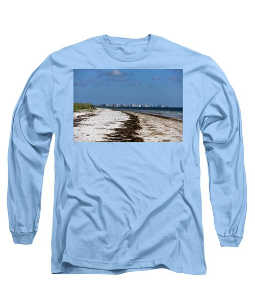 City Of Clearwater Skyline Long Sleeve T-Shirt