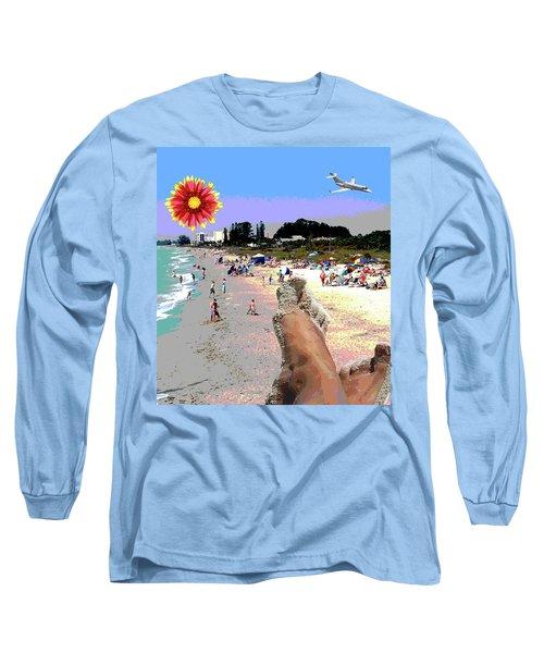 City On The Gluf Long Sleeve T-Shirt