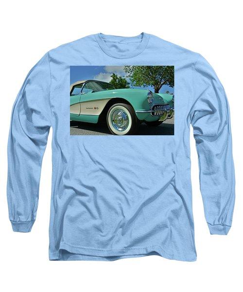Classic Corvette Long Sleeve T-Shirt