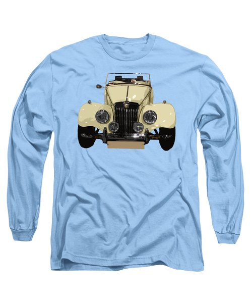 Classic Motor C Art Long Sleeve T-Shirt