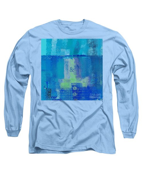 Long Sleeve T-Shirt featuring the digital art Classico - S03c06 by Variance Collections