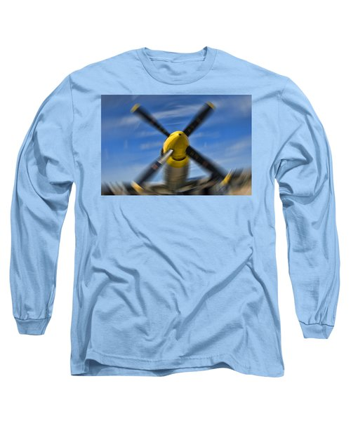 Clear Prop Long Sleeve T-Shirt