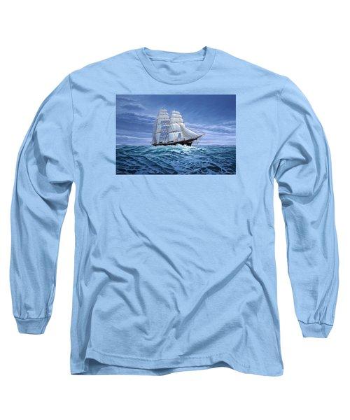 Clear Skies Ahead Long Sleeve T-Shirt