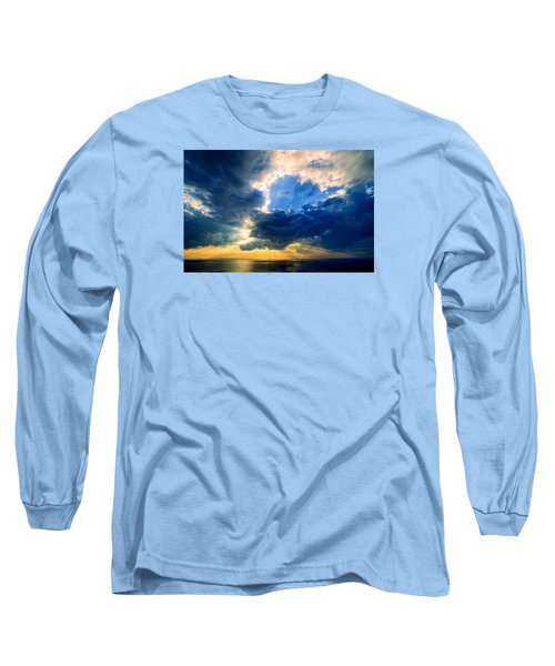 Clearing Storm Halibut Pt. Long Sleeve T-Shirt