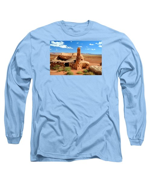 Cliff Dwellers Long Sleeve T-Shirt