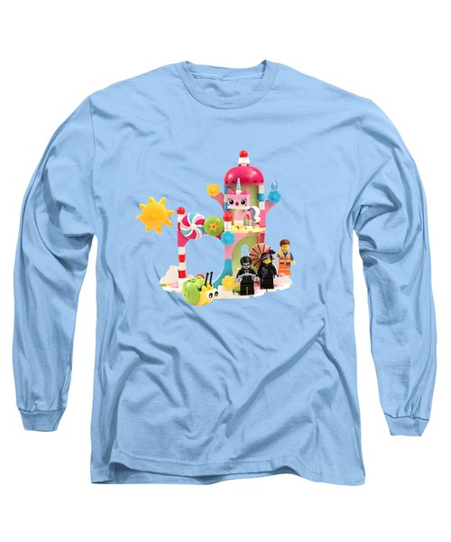 Cloud Cuckoo Land Long Sleeve T-Shirt by Snappy Brick Photos