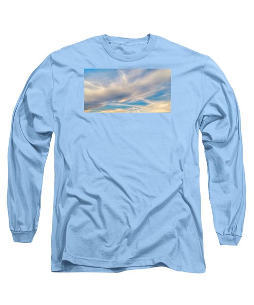 Cloud Wisps Long Sleeve T-Shirt