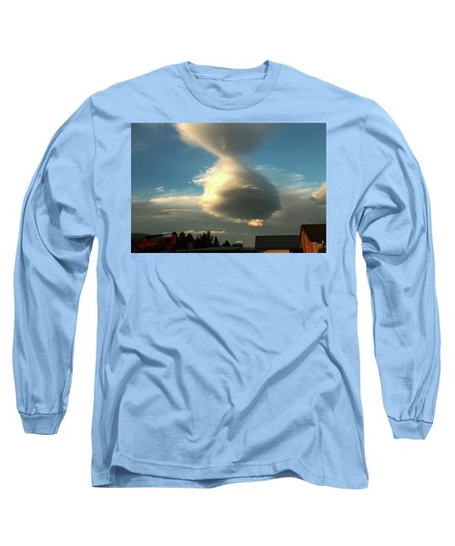 Cloudform With Rooftops Long Sleeve T-Shirt