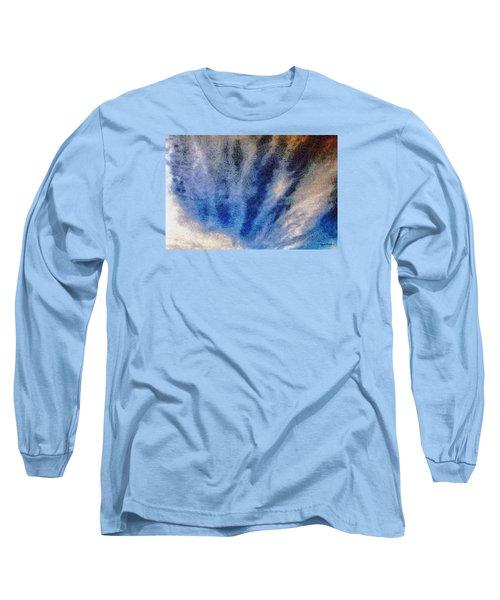 Clouds 12 Long Sleeve T-Shirt