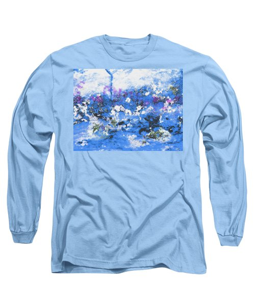 Clouds And Blossom Long Sleeve T-Shirt