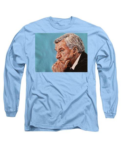 Coach Dean Smith Long Sleeve T-Shirt